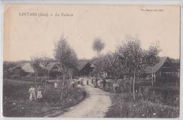 SANTANS (Jura) - La Tuilerie - France