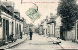 N°2754 T -cpa Randonnai -route De St Maurice Les Charencey- - France