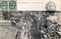 Chine -  Pékin - Route De Ha-Ta-Men à Pékin - Chine