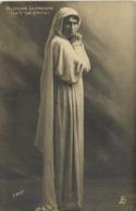 BLANCHE DUFRESNE (La Vierge D'Avila) A Bert RV A Christensen Rueil - Artistes