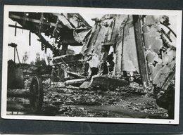 CPSM Format CPA - Guerre 39-45 - Dépôt Des Locomotives De BETHUNE - Intérieur D'une Partie De L'Atelier - Bethune