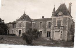 Château Guibert : Les Rochers (cpsm) - France