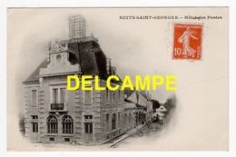 DD / 21 CÔTE D'OR / NUITS-SAINT-GEORGES / HÔTEL DES POSTES - Nuits Saint Georges