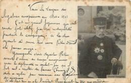 Chine - Peking - Le Général Yamagushi Qui était Devant Pékin Avant Les Troupes Européennes - Lire Le Texte - China