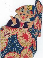 Chromo Image Au Louvre Paris Clown Articule - Altri