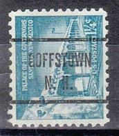 USA Precancel Vorausentwertung Preo, Locals New Hampshire, Goffstown L-1 TS - United States