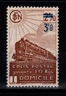 Colis Postaux - YV 204 NSG (*) Cote 6 Euros - Neufs