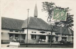 Nederlands Indië - 1933 - 3 Cent Cijfer Op Fotokaart Van - Medan Seint Via Radio - Naar België - Gemeente Ziekenhuis - Nederlands-Indië