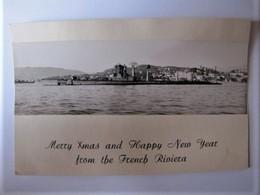 FÊTES - VOEUX - Bonne Année - Nouvel An