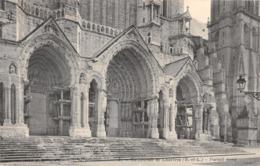 R273548 Cathedrale De Chartres. E. Et L. Portail Nord. No. 8. A. Bourdier. 1905 - Mondo
