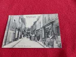 7 - CPA, Meung Sur Loire , Rue Johan De Meung - Francia