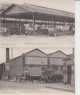 45 ORLEANS  -  Marché Des Abattoirs  -  2 CARTES  - - Orleans