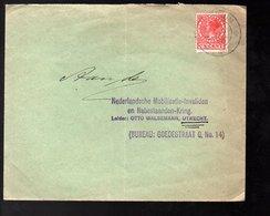 MOBILISATIE-INVALIDEN EN NABESTAANDEN-KRING Otto Walseman Utrecht Goedestraat 14 (FR-70) - Periodo 1891 – 1948 (Wilhelmina)
