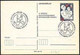 Ungheria/Hungary/Hongrie: Stationery, Donatori Di Sangue, Blood Donors, Donneurs De Sang - Medicina
