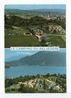 CPM - ANNECY - LE CAMPING DU BELVÉDÈRE - Annecy