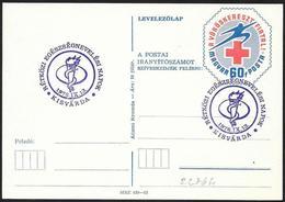 Ungheria/Hungary/Hongrie: Stationery, Educazione Contro L'ictus, Stroke Education, éducation Sur Les AVC - Medicina
