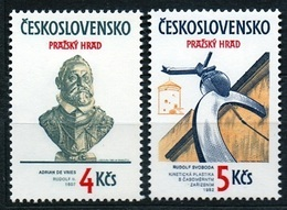 1983 Czechoslovakia MNH - Mi 2721-2722 ** MNH - Prague Castle - Ungebraucht