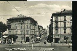 RB884  BOLOGNA - VIA D'AZEGLIO  ( TRAMWAY ) - Bologna