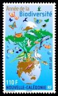 NOUV.-CALEDONIE 2010 - Yv. 1117 **   Faciale= 0,92 EUR - Année De La Biodiversité  ..Réf.NCE25676 - Nieuw-Caledonië