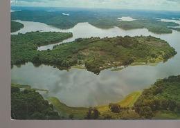 C. P. - PHOTO - PAYSAGES DU GABON - ASPECT DE LA REGION DES LACS EN AVAL DE LAMBARENE - AFRICA - Gabón