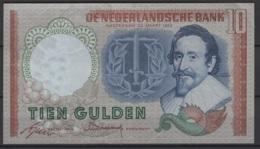 Pays-Bas / Nederlands : 10 Gulden 23/3/1953 XF/AU. KM N° 85. - [2] 1815-… : Kingdom Of The Netherlands