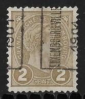 Luxembourg 1904 Prifix Nr. 18A - Precancels