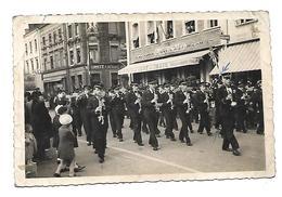Dudelange Harmonie Municipale 1940 Photo Carte Photographe Esch/Alzette Victor ..... - Dudelange