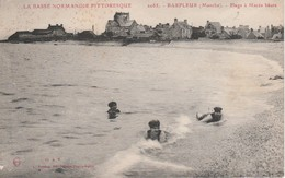 Plage à Marée Haute - Barfleur