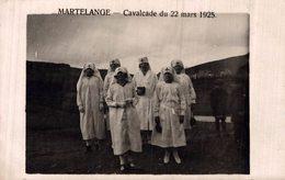 Martelange - Cavalcade Du 22 Mars 1925 - Martelange