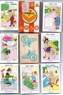 Jeu Des 7 Familles Code De La Route - Jeu De Cartes Playing Cards - Cartes à Jouer