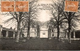 CHATEAU DE BEAULIEU PRES MAREUIL SUR BELLE - France