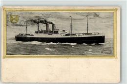 53024303 - Hamburg-Amerika Linie - Steamers
