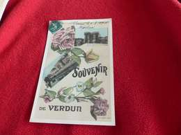 64 - CPA , Souvenir De Verdun - Verdun