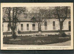 CPA - BLANGY SUR TERNOISE - Hospice Ste Berthe - Intérieur De L'Abbaye - France