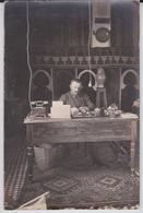 Meknès - Bureau Du Colonel Poeymireau Commandant La Subdivion De Meknès Chez Lui - Campagne Militaire Du Maroc - Meknès