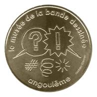 Monnaie De Paris , 2012 , Angouleme , Le Musée De La Bande Dessinée - Monnaie De Paris