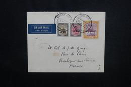 SOUDAN - Enveloppe De Atbara Pour La France En 1931 Par Avion, Affranchissement Plaisant - L 51833 - Sudan (...-1951)