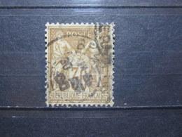 "VEND BEAU TIMBRE DE FRANCE N° 80 , OBLITERATION "" BEZIERS "" !!! - 1876-1898 Sage (Type II)"