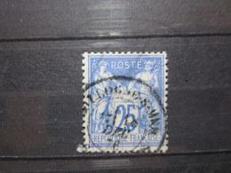 "VEND BEAU TIMBRE DE FRANCE N° 78 , OBLITERATION "" BOULOGNE-S-MER "" !!! - 1876-1898 Sage (Type II)"