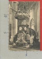 CARTOLINA VG BELGIO - GAND GENT - Cathedrale St. Bavon - La Chaire De Verite - 9 X 14 - 1938 - Gent