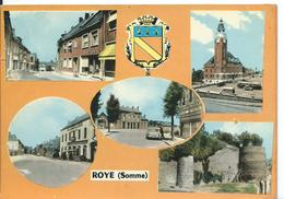 ROYE    (  SOMME )   MULTI-VUES - Roye