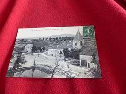 100 - CPA , Koeur La Petite, L'Eglise Et La Place - Francia