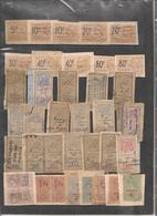 France - Fiscaux - Enregistrement - Cote D'Or - Moulin De Fauverney - Philatelie° JPP - Revenue Stamps