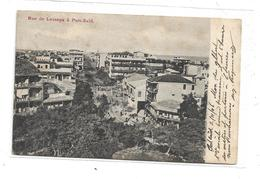 CPMJ4396 RUE DE LESSEPS A  PORT SAID - Puerto Saíd