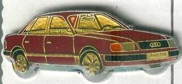 Pin's Voiture Automobile Audi 100 - Audi