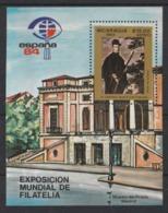 1984 Nicaragua Prado Museum Velasquez Quadri Paintings MNH** Bic39 - Musei
