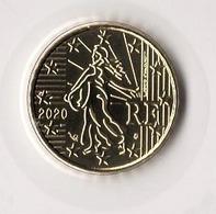 ** 10 CENT EURO 2020 FRANCE PIECE NEUVE ** - Francia