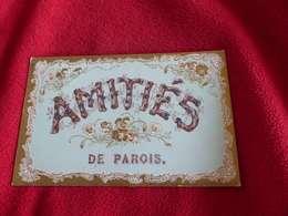 109 - CPA ,Amitiés De Parois, Clermont En Argonne - Clermont En Argonne