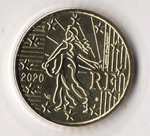 ** 50 CENT EURO 2020 FRANCE PIECE NEUVE ** - Francia
