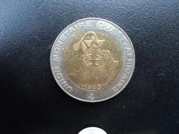 ÉTATS D ' AFRIQUE DE L ' OUEST * :  250 FRANCS   1993    KM 13     SUP(+) - Niger